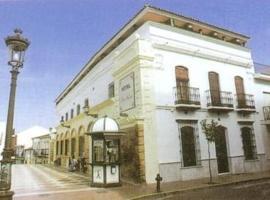 Plaza Chica, Cartaya