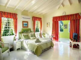 Alamanda Sea View Apartment, Saint Michael