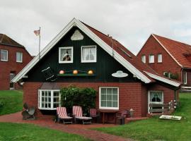 Fischerhäuschen & Witte Aaland, Baltrum