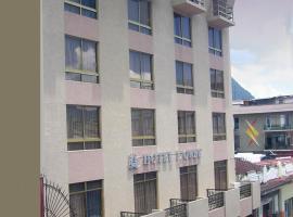 Hotel L'Orbe, Orizaba