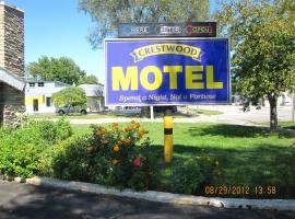Crestwood Motel, Bērlingtona