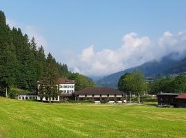 Hotel Bad Serneus, Klosters Serneus