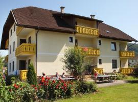 Ferienwohnungen Jacqueline, Unterburg am Klopeiner See