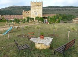 Hostal-Restaurante Rural Torre Montesanto, Villarluengo