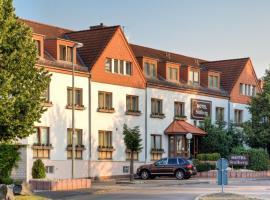 Hotel Stolberg, فيسبادن