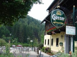 Hotel Zum Widitscher, Sirnitz