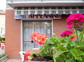 Hotel Appennino, 살소마지오레테르메