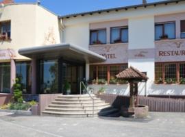 Hotel Restaurant Au Boeuf Rouge, Niederschaeffolsheim