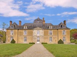 Château Du Bois Glaume, Poligné