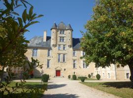 Château d'Avanton, Avanton