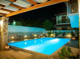 Neda Hotel, Olympia
