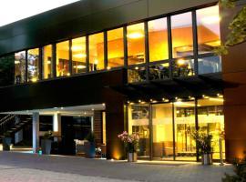 Hotel Central, Hof