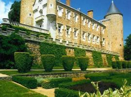 Château de Busset - Châteaux et Hôtels Collection, Busset