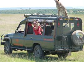 Fig Tree Camp - Maasai Mara, Talek