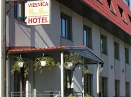 Riverside Hotel, Riga