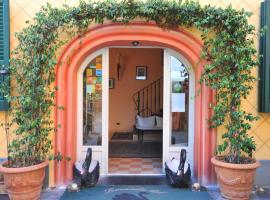 Residenza d'Epoca Locanda del Cigno Nero, سانتولْتْشّيسي