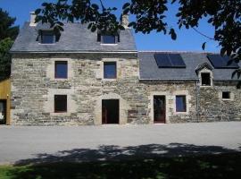 Chambres d'Hôtes Ferme de Kerveno, Neulliac