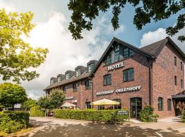 Hotel Reiterhof Ohlenhoff, Norderstedt