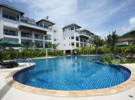 Bangtao Tropical Residence Resort and Spa, Praia de Bang Tao