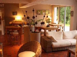 Latitude Ouest Hotel Restaurant & Spa, Locronan