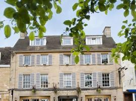 Crown & Cushion Hotel, Chipping Norton