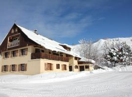 Chalet Saint Roch, Albiez-Montrond
