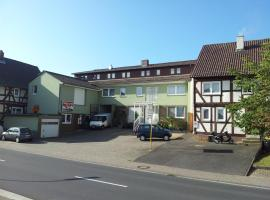 Pension Hühn, Angersbach