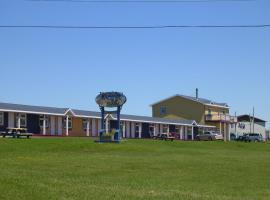 Motel des Iles, Havre aux Maisons