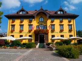 Sporting Residence Hotel Asiago