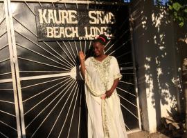 Kaure Sand Beach Lodge, Uroa
