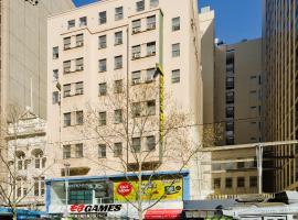 Econo Lodge City Square, Melbourne