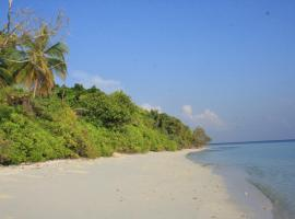 Equa Reef Maldives
