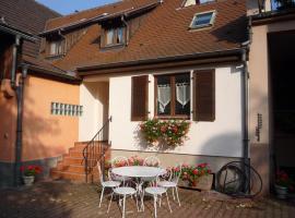 Gîte Sonnenberg, Ammerschwihr