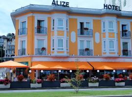 阿里茲因特酒店, 埃維昂萊班