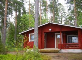 Karjalan Lomakeskus Cottages, Rastinniemi