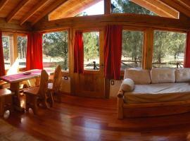 Cabañas Bosques del Sol, Villa Giardino