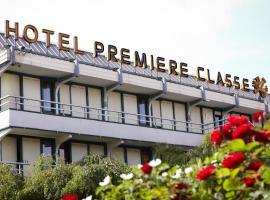 Premiere Classe Avallon, Sauvigny-le-Bois