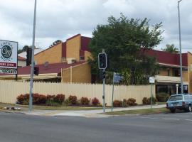 Central Motel Ipswich, Ipswich