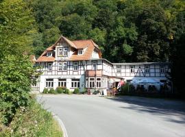 Hotel Zur Luppbode, Thale