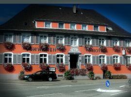Hotel & Restaurant Zum Schwanen, Neuried
