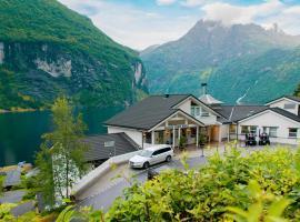 Grande Fjord Hotel, Geiranger