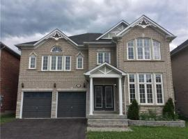 Luxury home with parking, Ajax