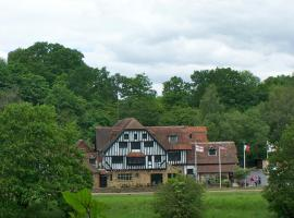 The Grasshopper Inn, Westerham