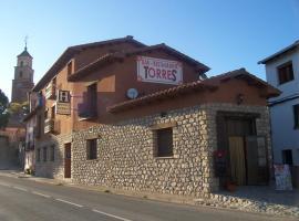 Hotel Torres de Albarracin, Torres de Albarracín