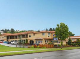 BEST WESTERN PLUS Holiday Hotel, Coos Bay
