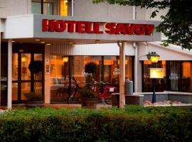 Hotel Savoy, Mariehamn