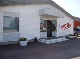 Motel de la Rivière, Saint-Félicien