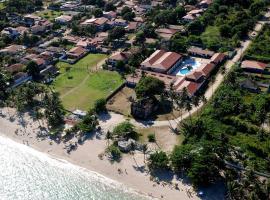 Cangussu Praia Hotel, Vera Cruz de Itaparica