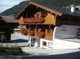 Gasthaus Jakober, Alpbach