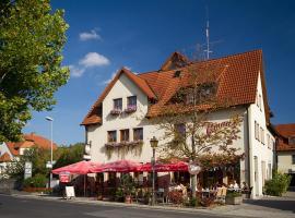 Hotel Tilman, Münnerstadt